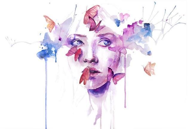 نقاشی صورت