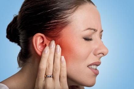 درد مفصل فک گیجگاهی