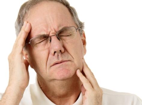 درد مفصل گیجگاهی فکی
